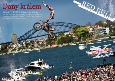 Red Bull X-Fighters: Dany králem